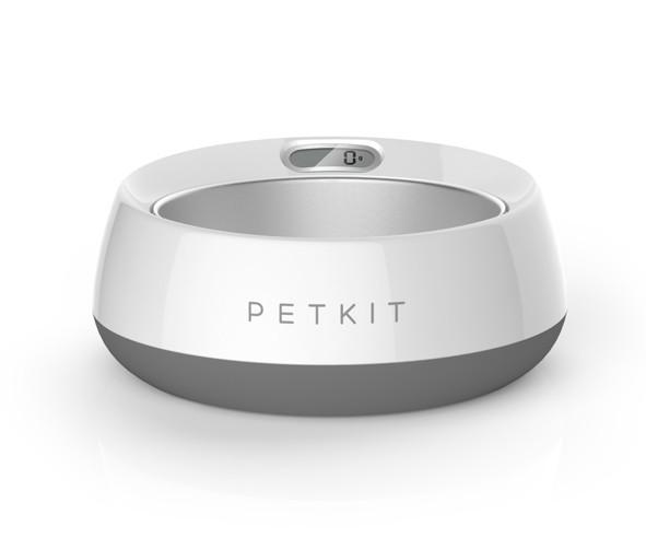 PetKit Smart Bowl metal - Vejer maden i skålen